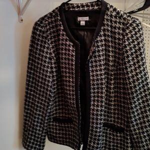 Croft and Barrow blazer jacket